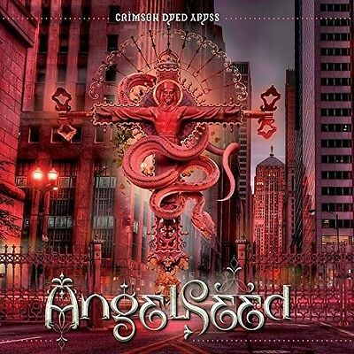 Angelseed - Crimson Dyed Abyss [New CD]