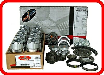 gmc 350 engine rebuild kit