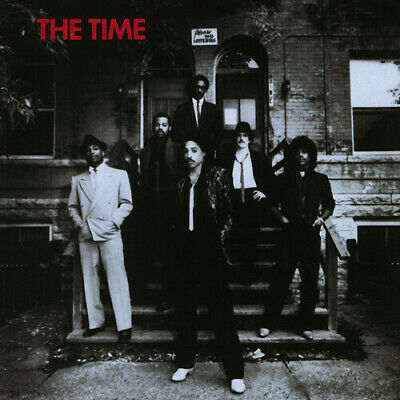 The Time, Time - Time [New CD]