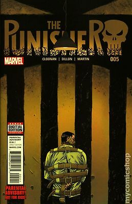 Punisher (2016 11th Series) #5A NM