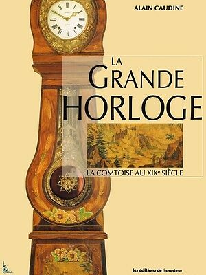 The great clock - Comtoise Morbier Grandfather Clock