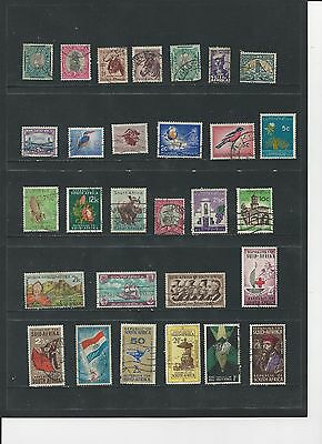 South Africa - Collection Of Old Used Stamps - #rsa11
