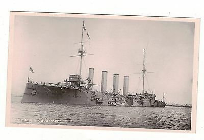 H.m.s. Good Hope   Old Real.photo  Postcard