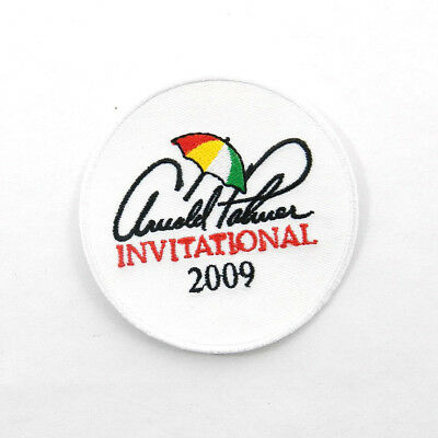 """2009 Arnold Palmer Invitational At Bay Hill 3"""" Iron On Patch"""