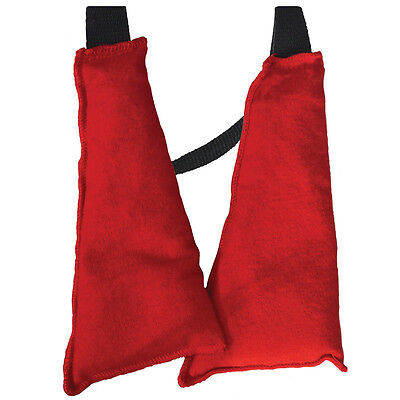 Ringside Glove Dogs Boxing Glove Dryer and Deodorizer - Red