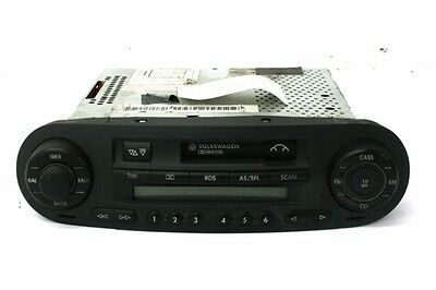 VW New Beetle Cassette Radio Gamma Tape Player Supplied Without Code 1C0 035 186