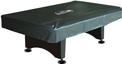 NFL Seattle Seahawks Logo 8ft. Pool/Billiards Table Cover