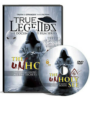 True Legends -  Episode 2 - The Unholy See DVD the Documentary Series by Stephen