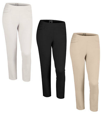 Ladies Adidas Cropped Ankle Pants CLOSEOUT Womens New