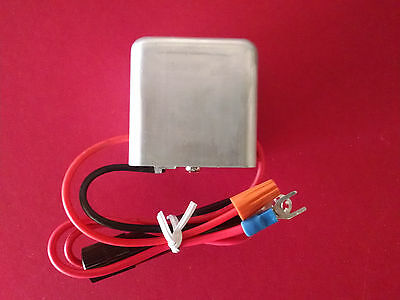 NEW 6 8 12 Volt Positive to Negative Ground Radio Booster Converter + to -