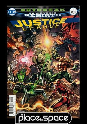 Justice League, Vol. 2 #11A (Wk51)