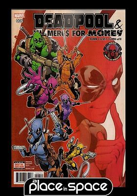 Deadpool & The Mercs For Money, Vol. 2 #6A (Wk51)