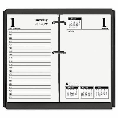 House of Doolittle Economy Daily Desk Calendar REFILL, 3 1/2 x 6, 2017