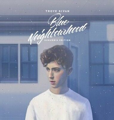 Troye Sivan - Blue Neighbourhood - Suburbia Edition (Australian [CD New]