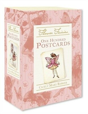 Flower Fairies One Hundred Postcards (Cards), Barker, Cicely Mary, 9780723268420