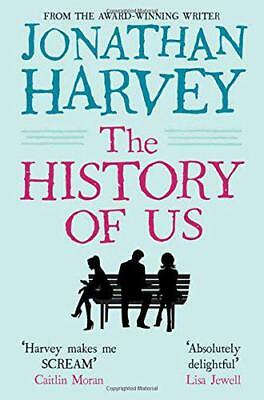 The History of Us by Harvey, Jonathan | Paperback Book | 9781447298205 | NEW