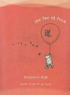 The Tao of Pooh by Benjamin Hoff Hardcover Book (English)