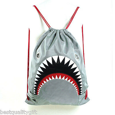 6x GREY SHARK JAWS FISH HAT STAG AUSTRALIA DAY FANCY DRESS PARTY COSTUME H00 513