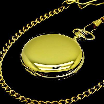 Unisex Retro&Vintage Style Steampunk Quartz Pendant Chain watch PocketWatch XI