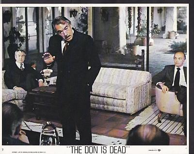 Anthony Quinn The Don Is Dead 1973 original movie photo 28070