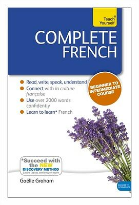 Complete French (Learn French with Teach Yourself): Book: New edition (Teach Yo.