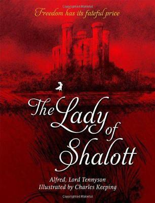 The Lady Of Shalott by Lord Tennyson, Alfred | Paperback Book | 9780192794437 |