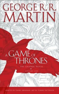 A Game of Thrones: Graphic Novel, Volume One (Hardcover), Martin,. 9780007482894