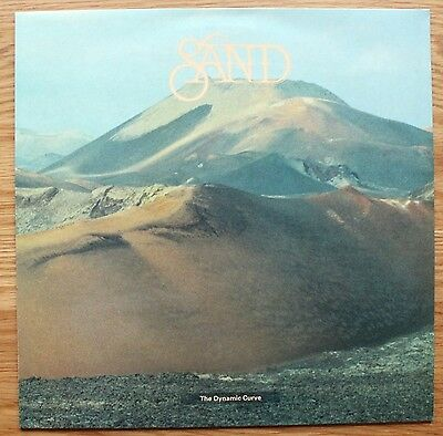 SAND The Dynamic Curve ED BALL Creation CRELP089 1991 Biff Bang Pow NMINT