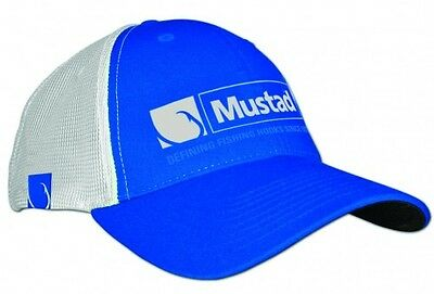 MUSTAD Trucker Fishing Baseball Cap - T4513