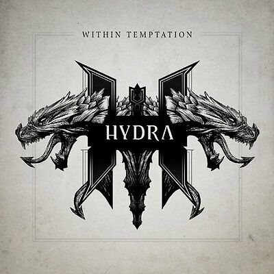 WITHIN TEMPTATION Hydra 2LP (Double Heavy Weight Vinyl) 2014