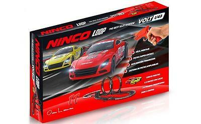 NINCO 21002   Start-Set LOOP 1/43  534 cm  73 x 183 cm - Neu / Ovp