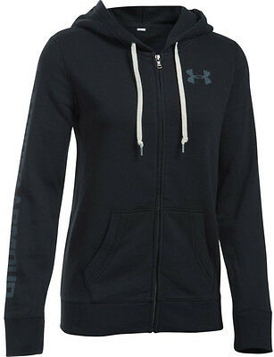 Under Armour Womens UA Favourite Fleece Full Zip