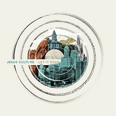 Jesus Culture - Let It Echo Unplugged [New CD]