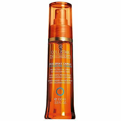 Collistar Hair Care Protective Oil Spray for Coloured Hair 100ml