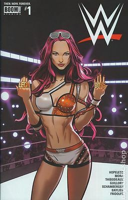 WWE Then Now Forever (2016 Boom) #1H NM