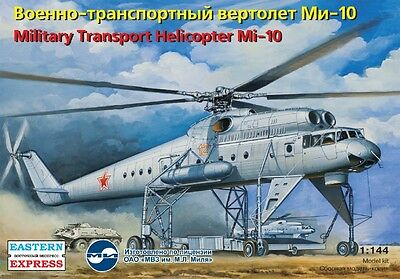EASTERN EXPRESS 14509 - Soviet Military Transport Helicopter Mi-10 / Satz 1:144
