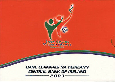 Irland Euro-KMS 2003 Special Olympics