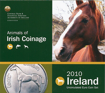 Irland Euro-KMS 2010 Land of Horse
