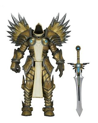"Neca - Heroes of the Storm  Series 2 - 7"" Action Figure - Tyrael - New"