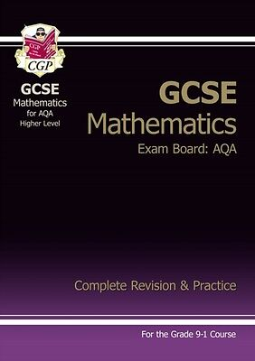 New GCSE Maths AQA Complete Revision & Practice: Higher - for the Grade 9-1 Cou.