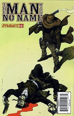 Man with No Name (2008 Dynamite) #11 VG LOW GRADE