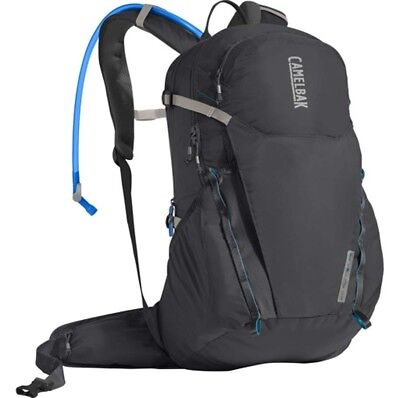 Camelbak Rim Runner 22L Hydration Pack with 2.5L Bladder - Charcoal/Black