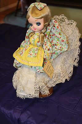 Bradley Big Eye 1977 Doll The Storybook World of Bradley #438 Mary Mary