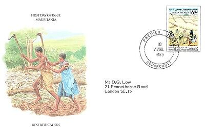 (09141) FDC: Mauritania - Desertification 1985