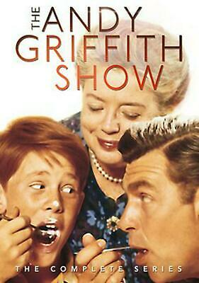 Andy Griffith Show:complete Series - DVD Region 1 Free Shipping!