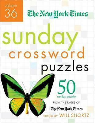 The New York Times Sunday Crossword Puzzles Volume 33 399