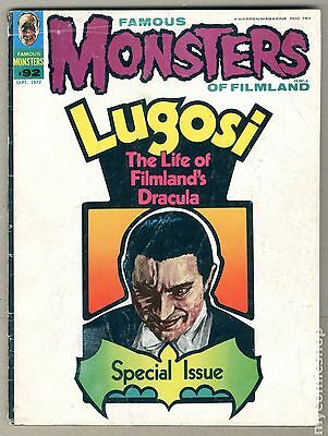 Famous Monsters of Filmland (1958) Magazine #92 GD/VG 3.0