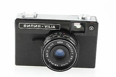 BeLomo Vilia Kamera Sucherkamera Camera mit Triplet 69-3 4/40 Optik
