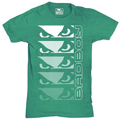 Bad Boy Youth Stacked Up T-Shirt - Kelly Green