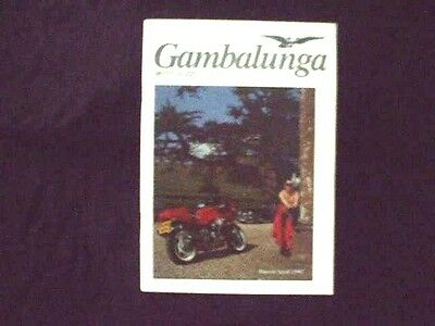 GAMBALUNGA : The Journal of the Moto Guzzi Club GB.  March / April 1997